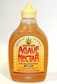 siropul de agave