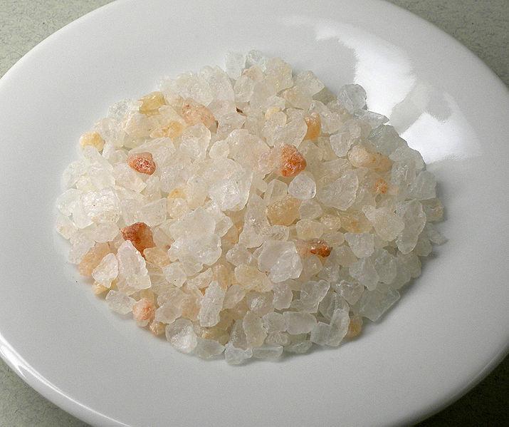 un pic de sare
