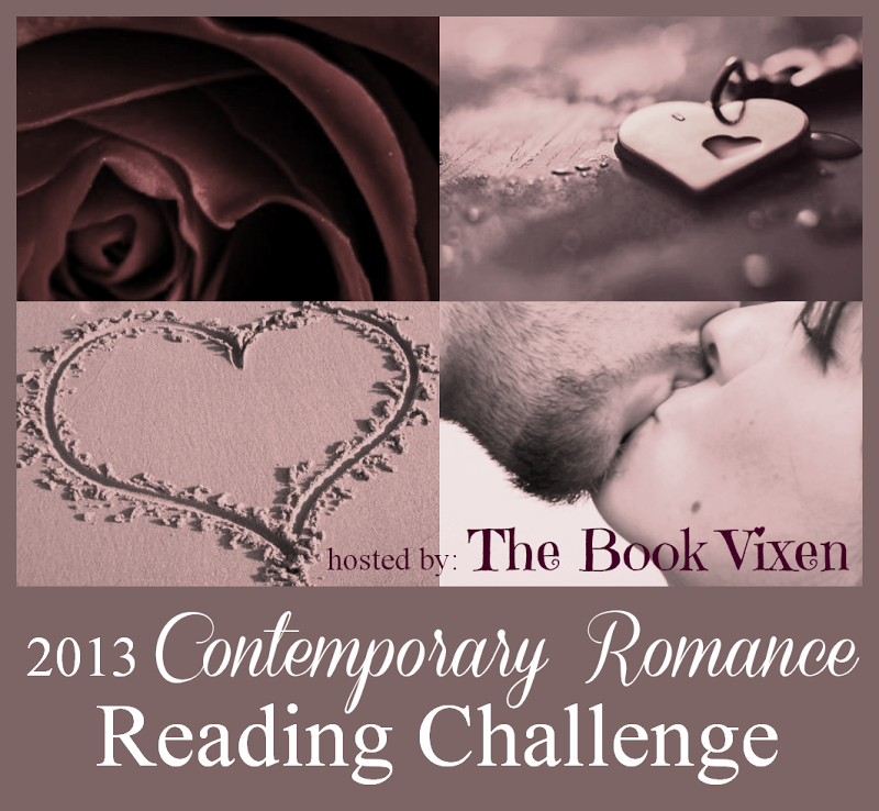 2013 Contemporary Romance Reading Challenge