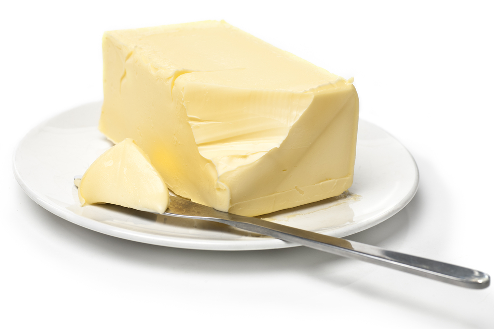 butter, vitamin k
