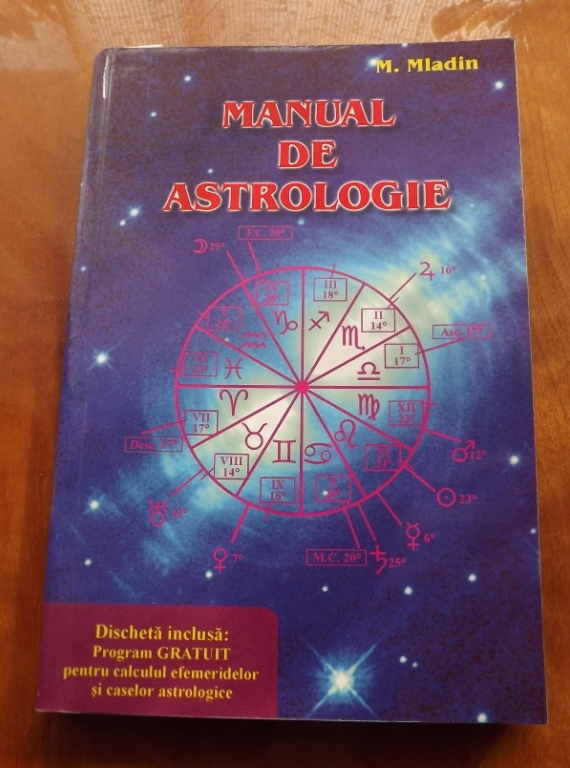 Manual de astrologie