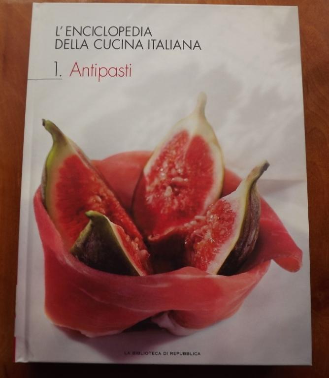 L' Enciclopedia della cucina Italiana
