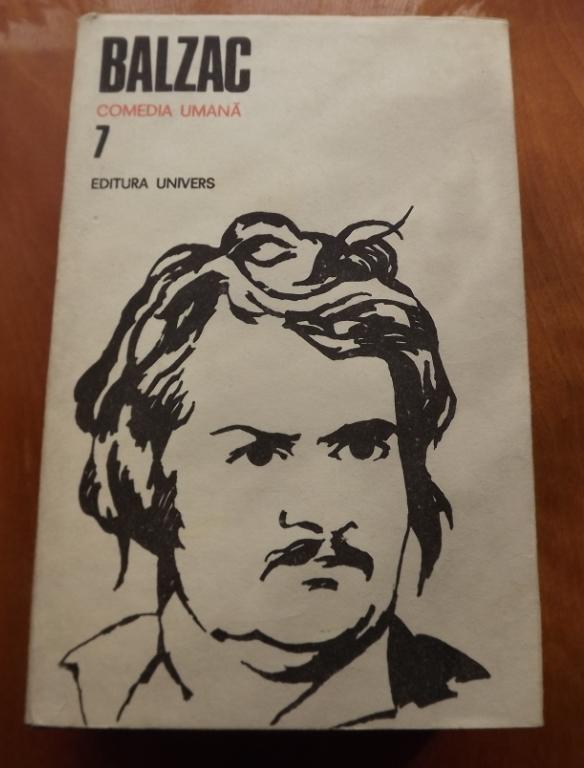 Balzac - Comedia umana