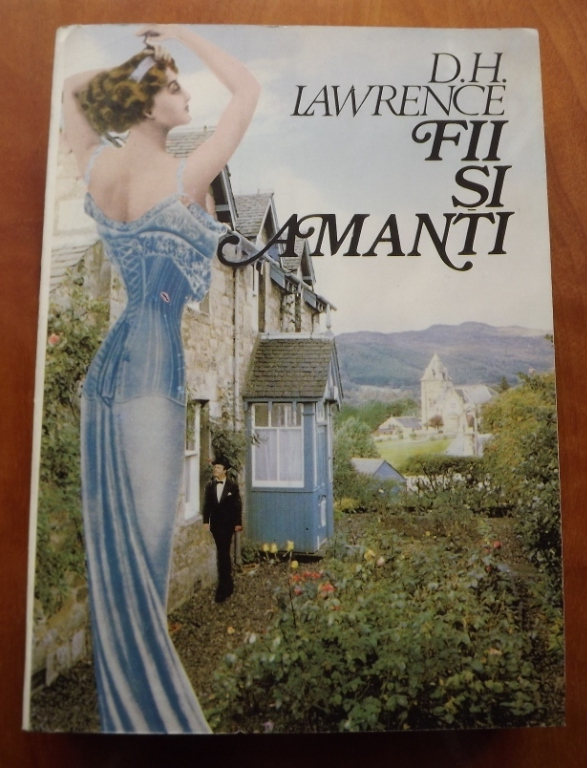 D.H. Lawrence - Fii si amanti