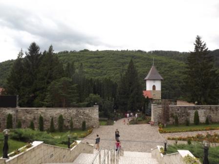 interior curte Pangarati