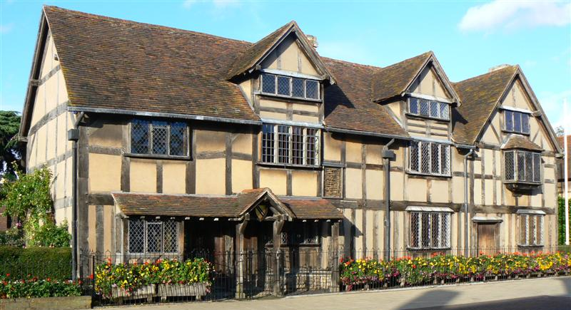 casa shakespeare