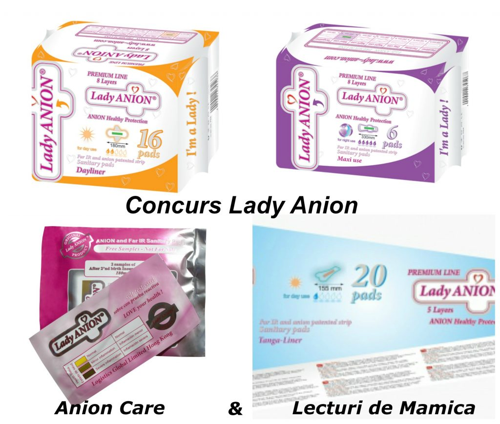 lady anion