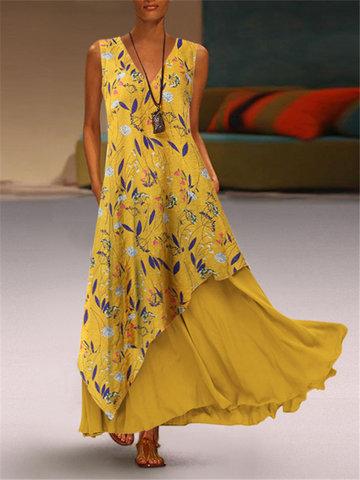 rochie galbenă newchic