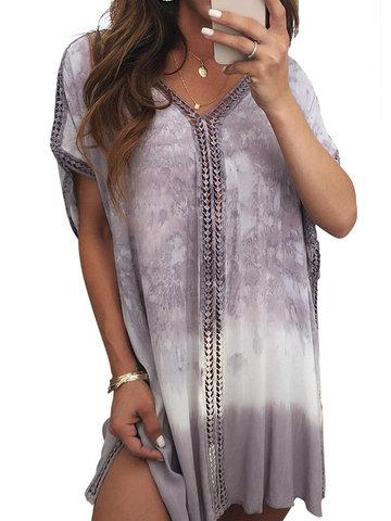 rochie mânecă scurtă newchic