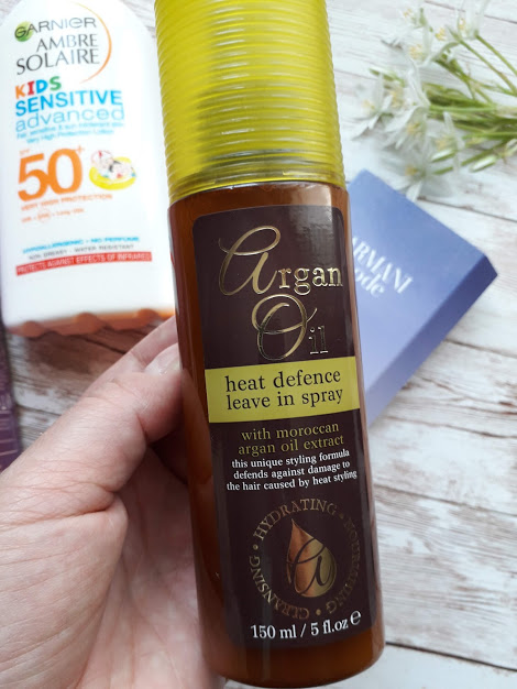 spray modelarea termică a părului