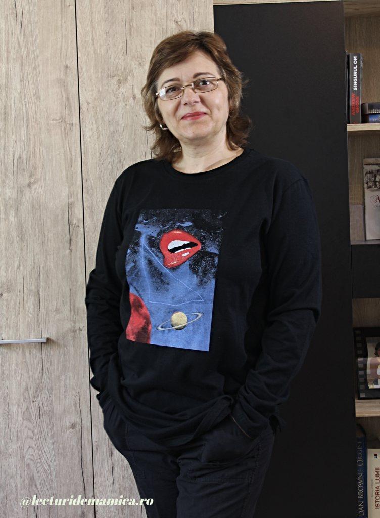 tricou oversized damă
