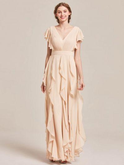 rochie pentru domnișoara de onoare