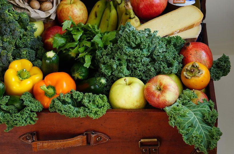fructe și legume