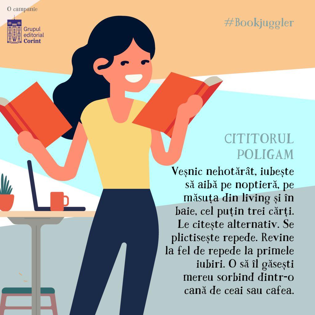 cititorul poligam
