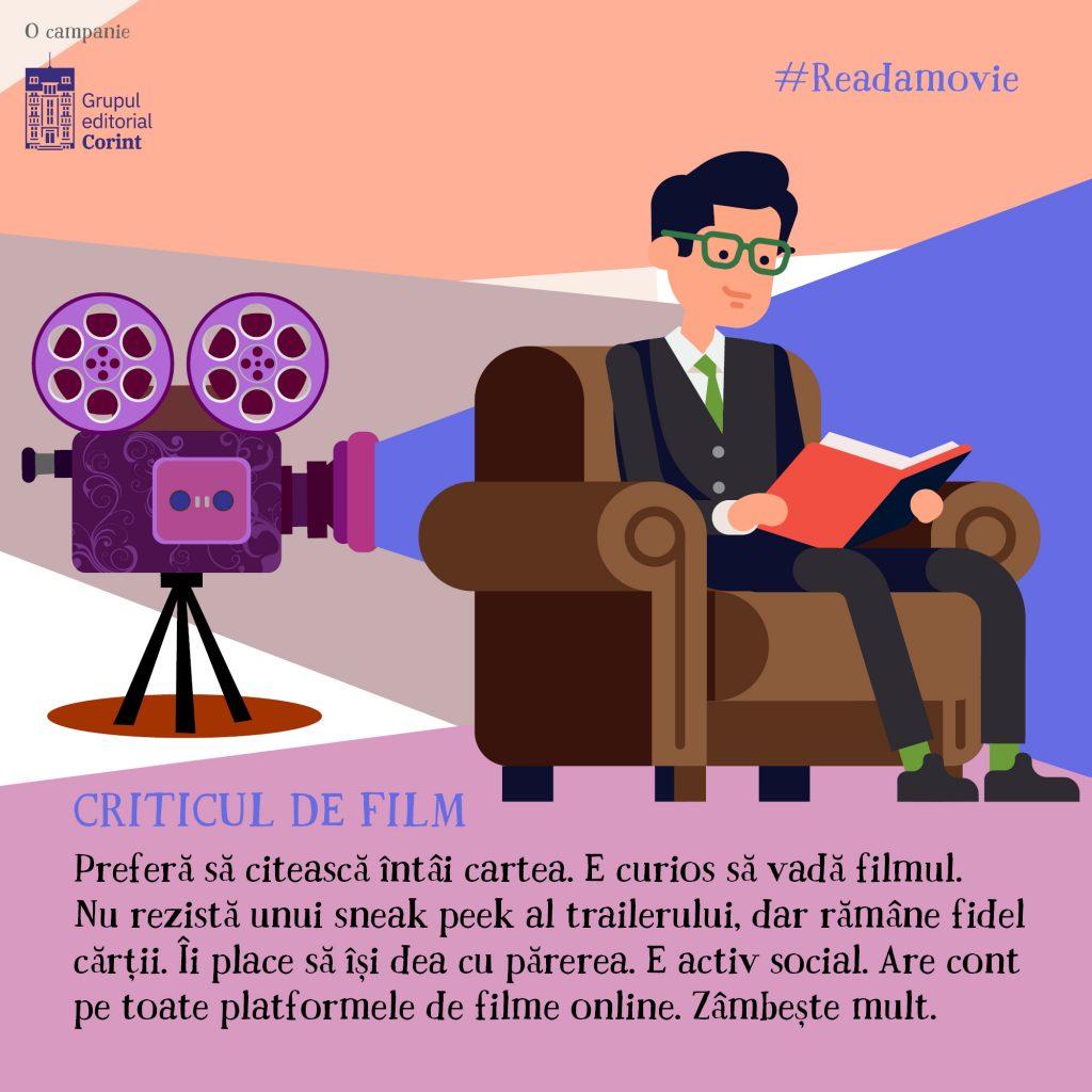 criticul de film