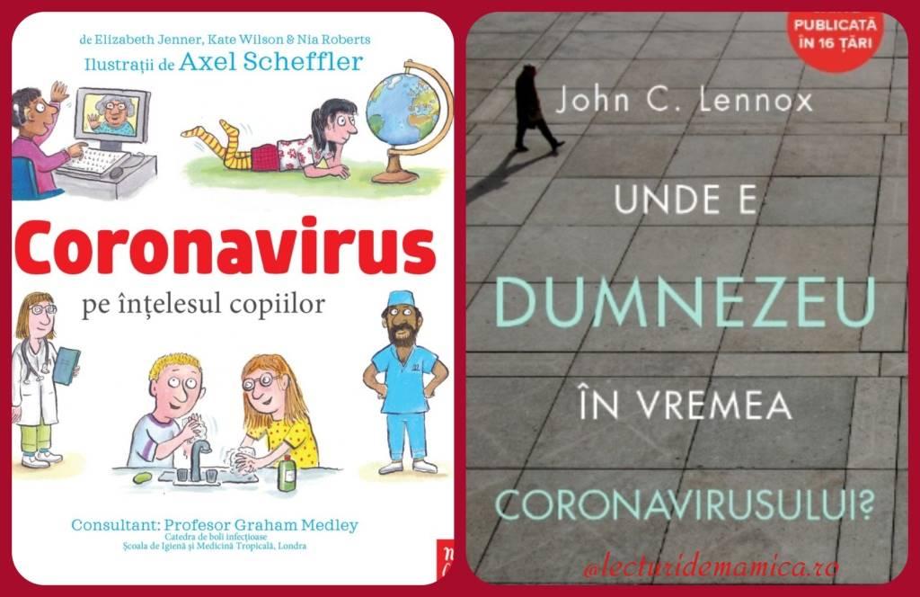 carți despre coronavirus