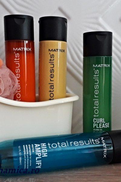 șampoanele brandului american matrix