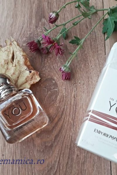 parfum armani in love with you