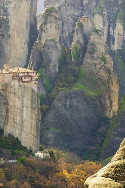 vacanță în Grecia Meteora