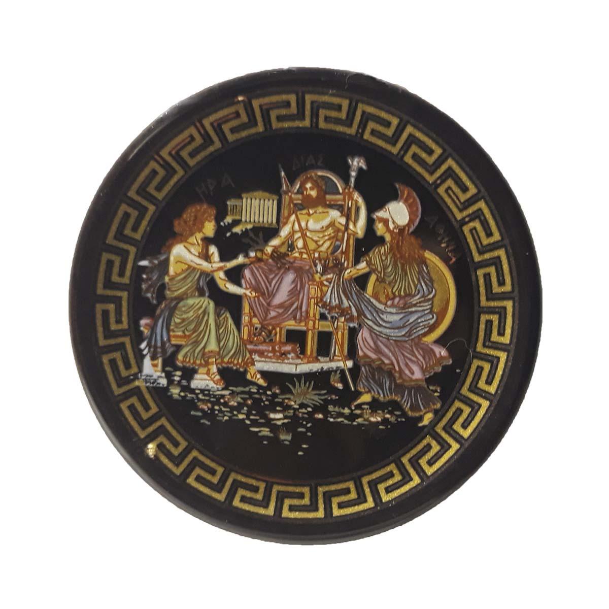 magnet din ceramică