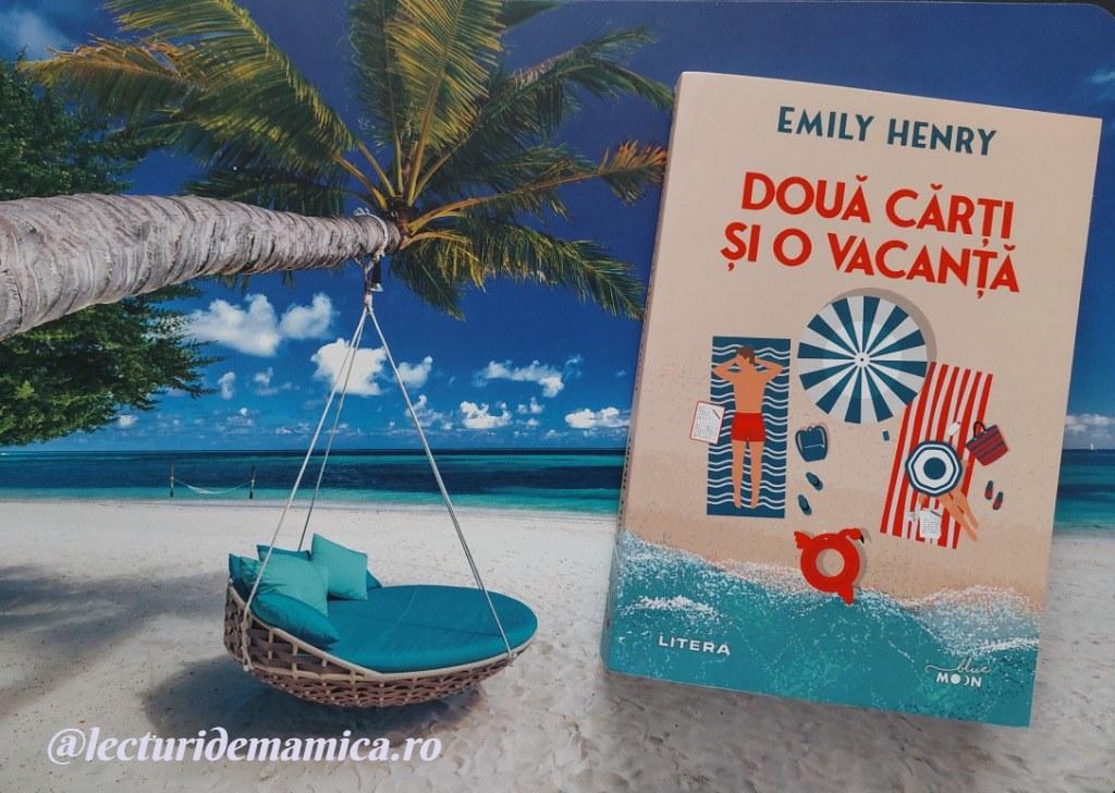 două cărți și o vacanță