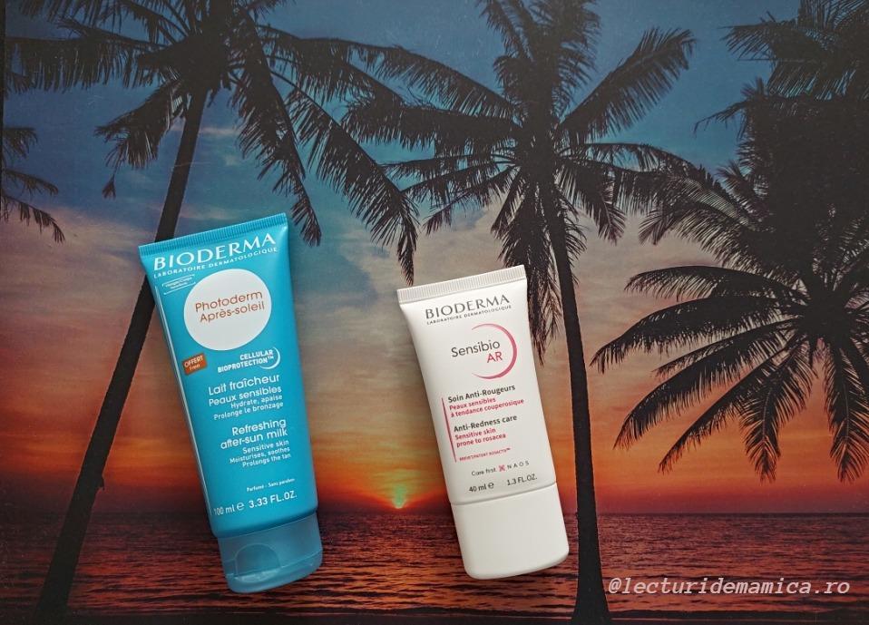îngrjirea pielii după plajă